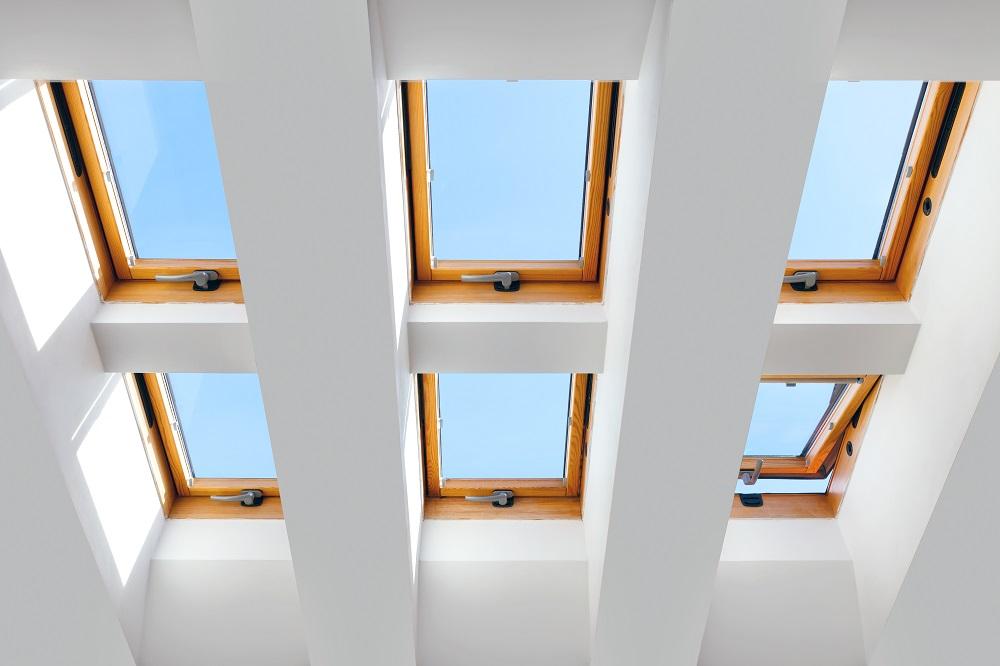نصب نورگیر ساختمان